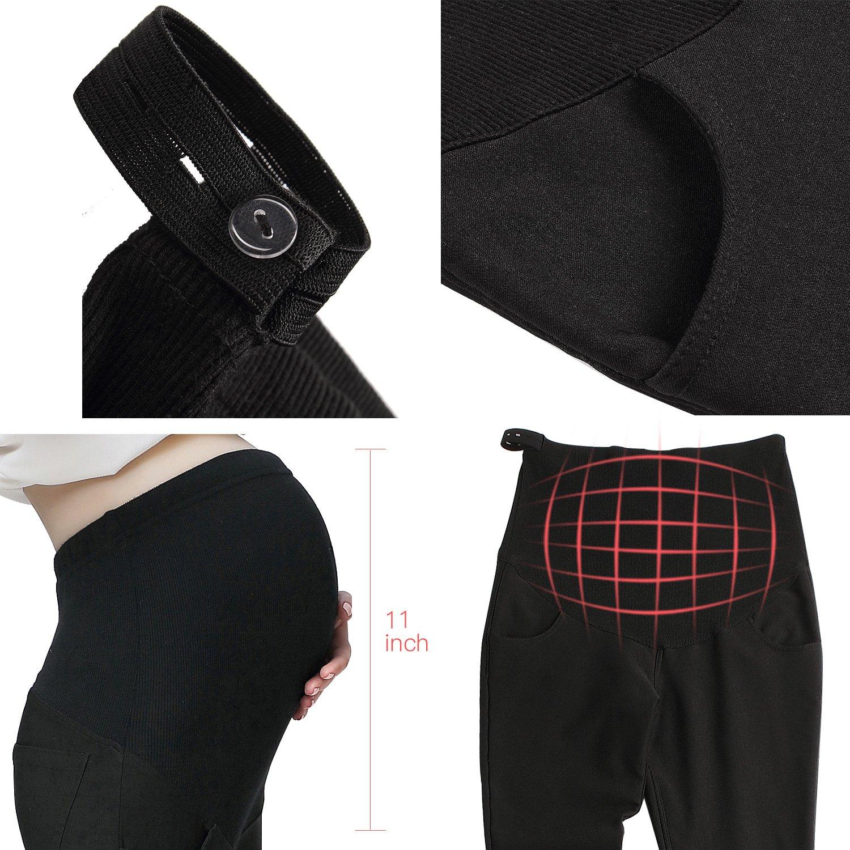 43faec973e5cc JOYNCLEON Pregnant Women Work Pants - TiendaMIA.com