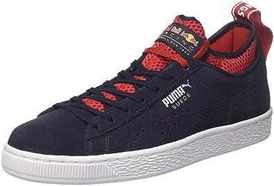 Puma Unisex-Erwachsene RBR Suede Sneaker