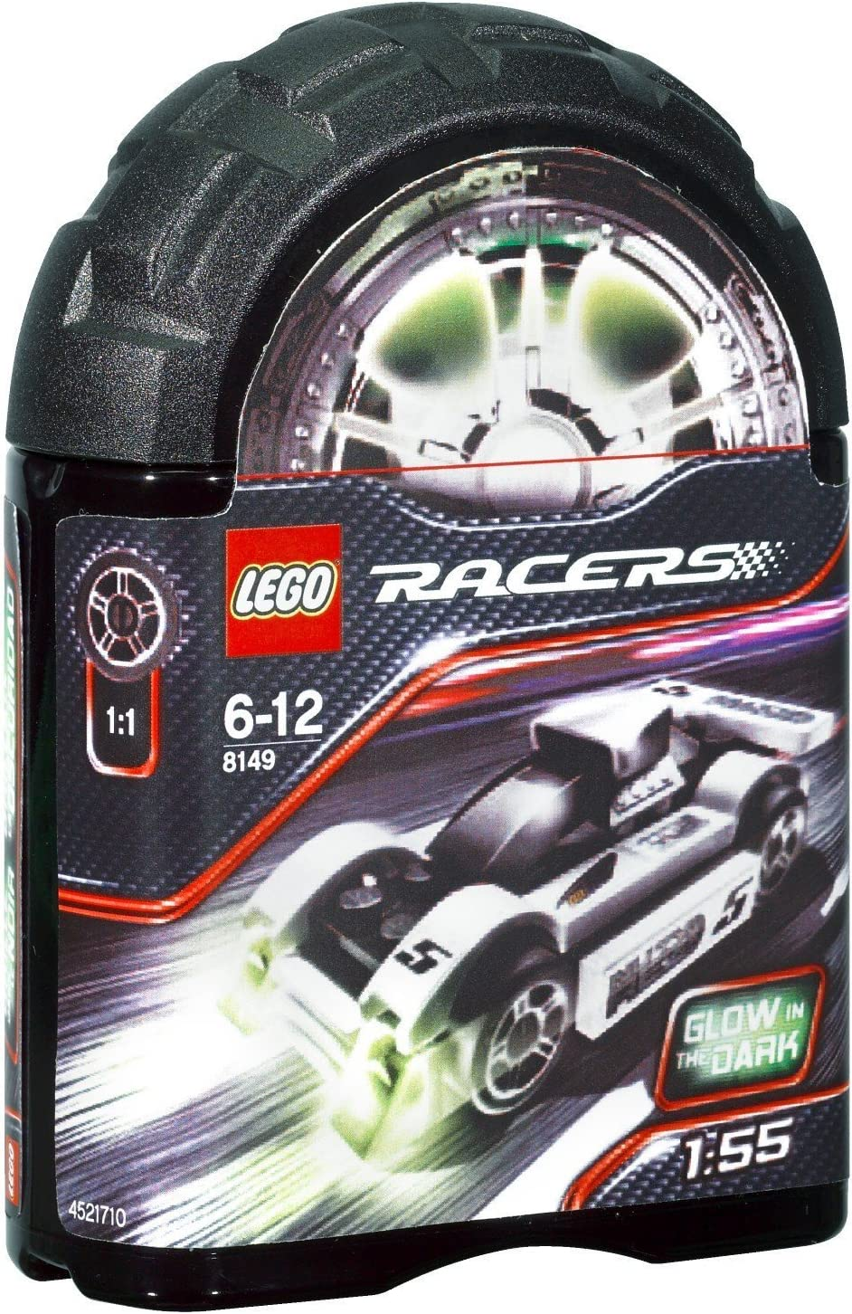 LEGO« Racers Midnight Streak [Toy]