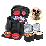 Bundaloo Dog Travel Bag Accessories Supplies