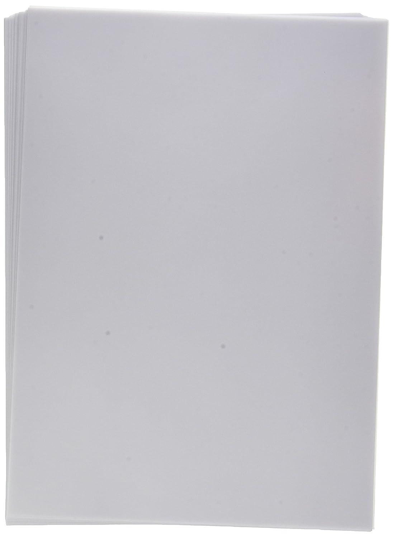 Clairefontaine 975116C Ries Transparentpapier (DIN A3, 29,7 x 42 cm, 50 Blatt, 140 g, ideal für technische Zeichnen) transparent B071YDGVH2  | Stil