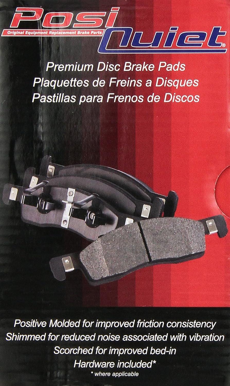 StopTech 301.03250 Premium Brake Pad