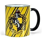 Harry Potter - Mug Maison Poufsouffle - Hufflepuff - 300ml - Céramique