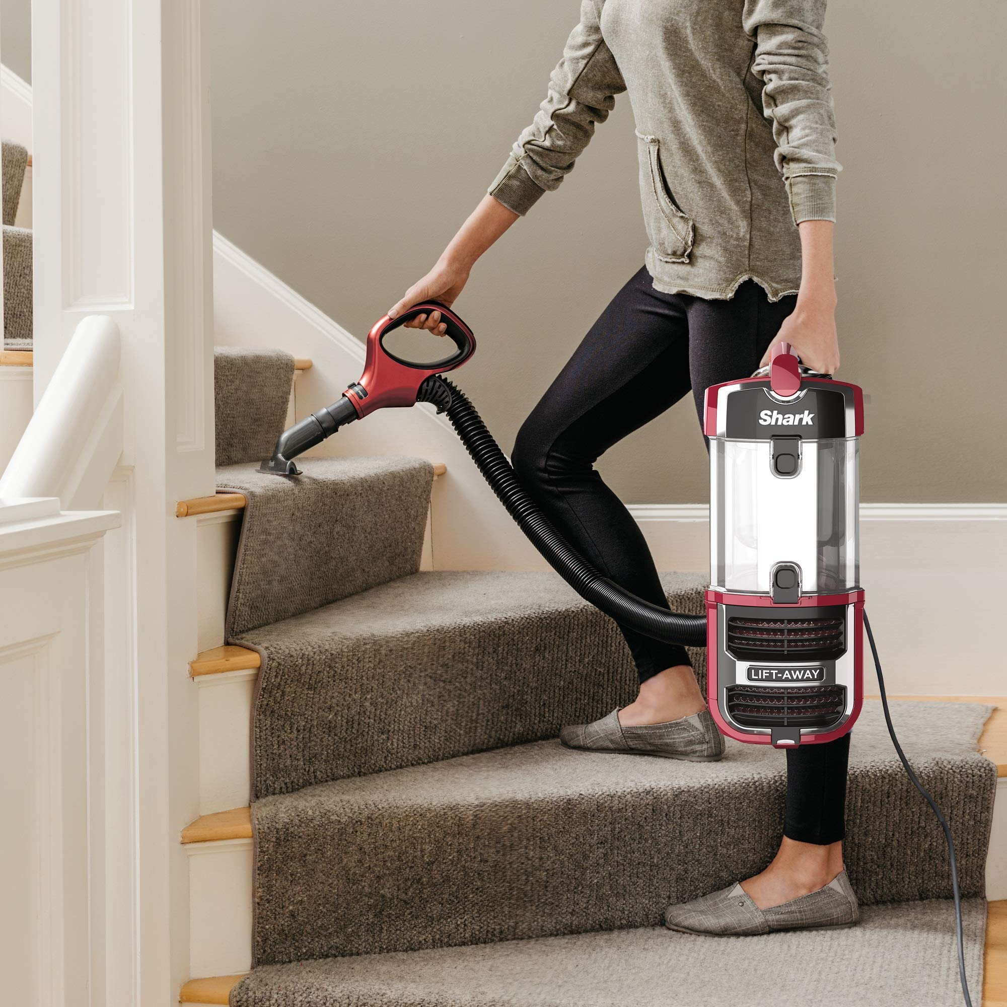 Cheap Shark Navigator Upright Vacuum With Lift Away Zero