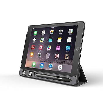 Adonit Funda con Soporte de lápiz Capacitivo para iPad Air ...
