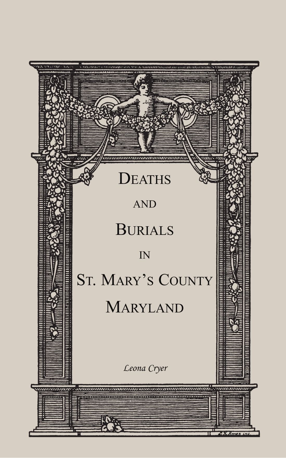 Deaths and Burials in St. Mary's County, Maryland PDF
