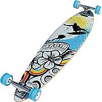 Atom Pin-Tail Longboard (39-Inch)
