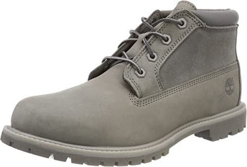 Timberland Damen Nellie Leather Suede Chukka Boots
