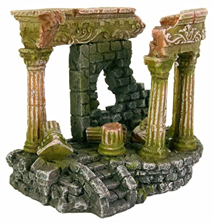 Trixie ruinas romanas para Acuario, 13 cm