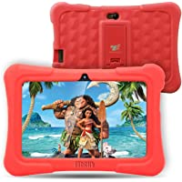 Dragon Touch Y88X Plus Kids Tablet 7 inch Quad Core Android PC Tablet Android 5.1 Lollipop IPS Screen 1G RAM 8G ROM Wifi Bluetooth Camera Games Unlocked Version of Kidoz & Google Play Pre-Installed