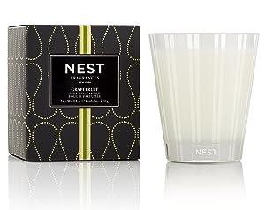 NEST Fragrances Classic Candle- Grapefruit , 8.1 oz - NEST01-GF