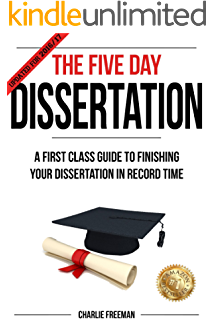 Dummies guide to dissertation