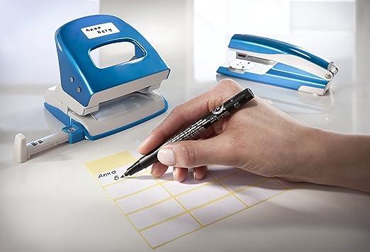 Avery Zweckform Vielzwecketiketten Etiketten weiß 648 Stück 38x18 Beschriftung
