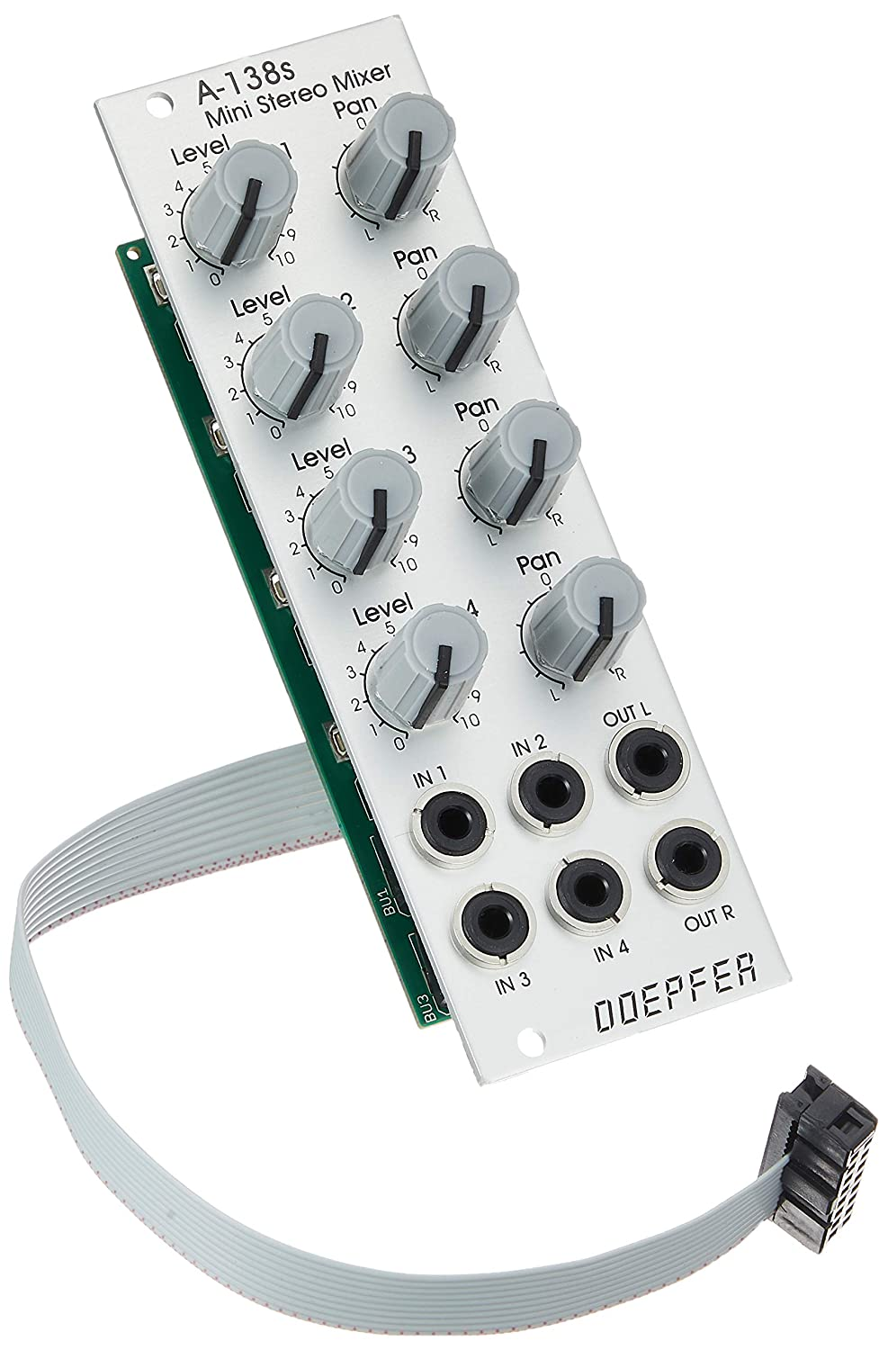 Doepfer A-138s Stereo Mixer ユーロラック モジュラーシンセ   B07HJKBQF9