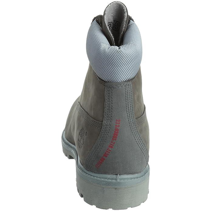 nett TIMBERLAND 33551 6 INCH CLASSIC men grey Boots Gr 47,5