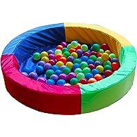 alberca de pelotas para bebe con pelotas estimulacion temprana