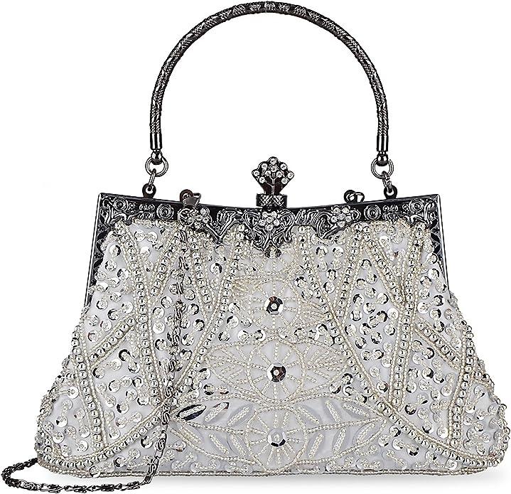 Women's Vintage 20s Handbag