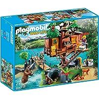 Playmobil Adventure Tree House Safari casa árbol Aventuras, Color, Miscelanea (5557) , Modelos/colores Surtidos, 1 Unidad