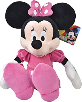 Grandi Giochi- Peluche Minnie, GG-01060: Amazon.it: Giochi e