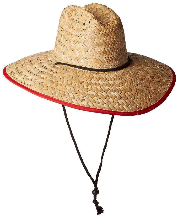 O  Neill de hombre de sombrero de paja Lifeguard  Amazon.es  Ropa y  accesorios 3764c93ad43