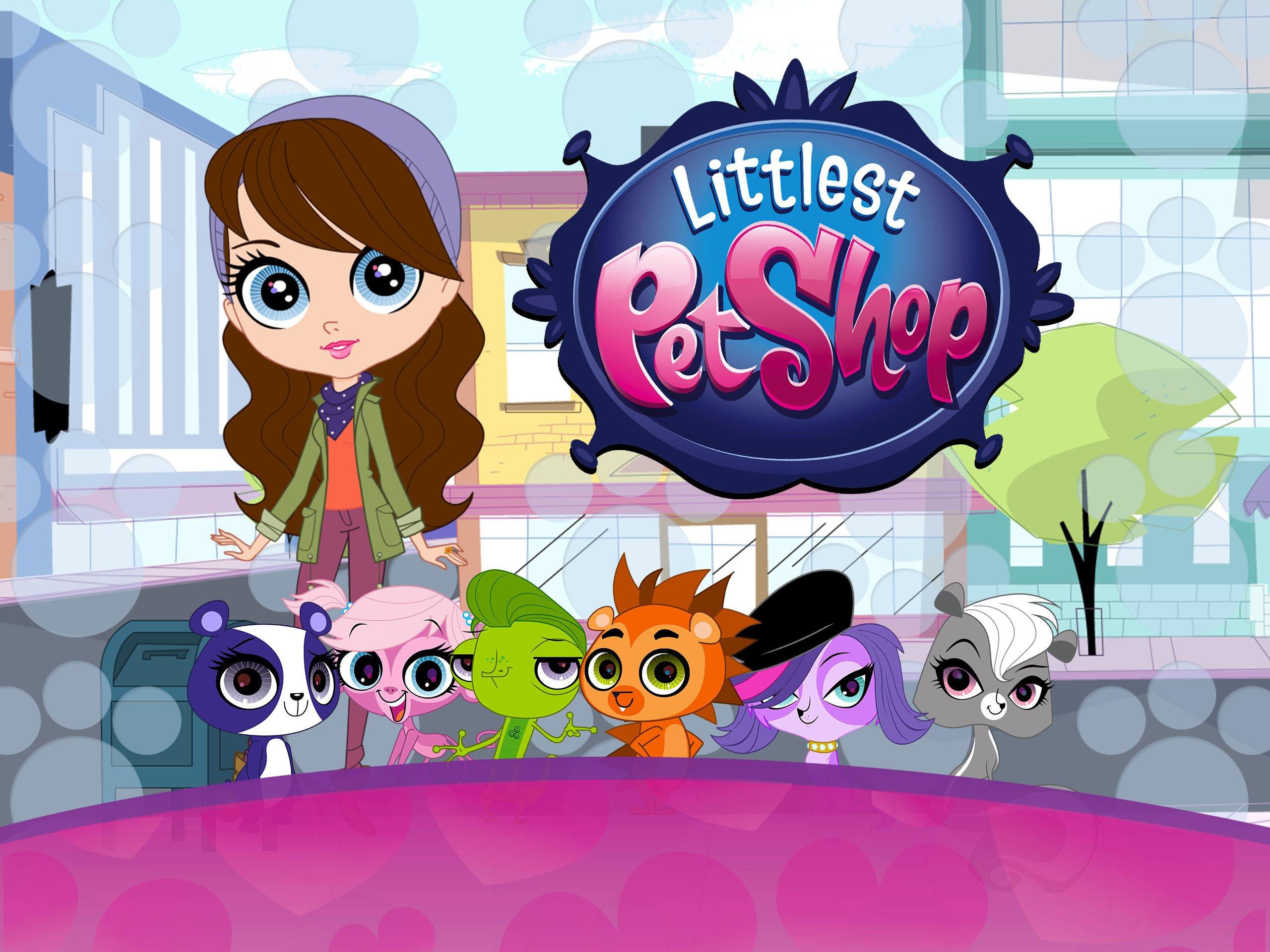 Watch Littlest Pet Shop Season 3 Volume 2 Prime Video