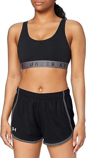 TALLA XS. Under Armour Tech Mesh Short 3 Inch - Pantalón Corto Mujer