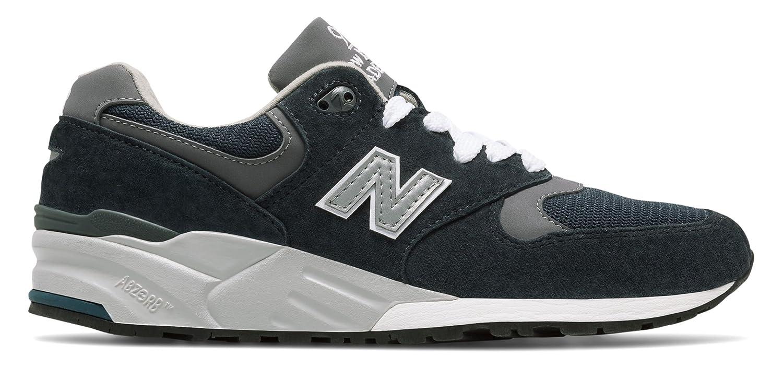 (ニューバランス) New Balance 靴シューズ メンズライフスタイル Made in US 999 Navy with Pewter ネイビー US 5 (23cm) B0761RTXCN