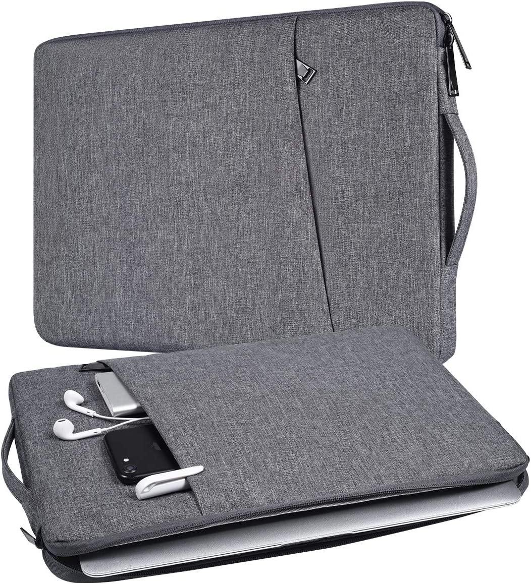 11.6 Inch Laptop Sleeve Case with Handle for Acer Chromebook R 11, Samsung Chromebook Pro/Plus,Google Pixelbook 12.3, Acer ASUS Dell HP Samsung Lenovo Chromebook 11.6 Most 11.6-12.3 inch Laptop Tablet