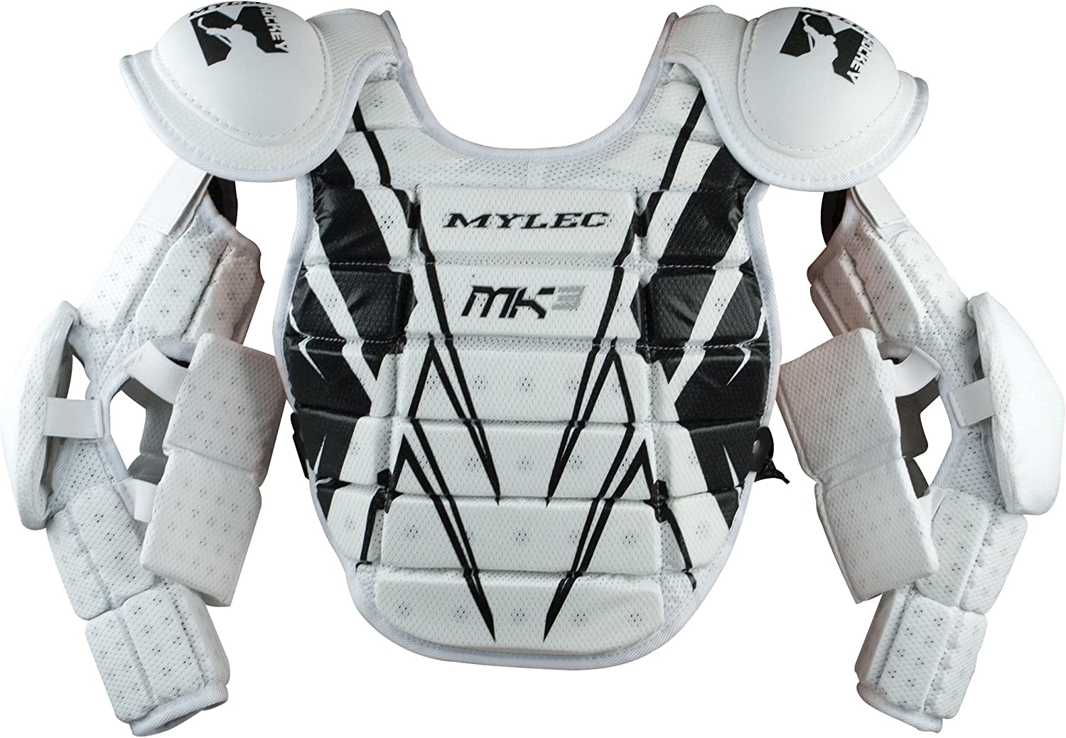 Mylec MK3 Chest Protector - Junior : Catchers Baseball Chest Protectors : Sports & Outdoors