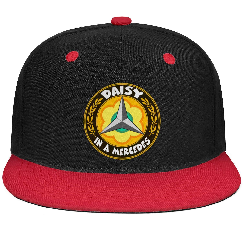 coolgood Cotton Baseball Cap Mercedes-AMG-Logo Snapback Printed Hats