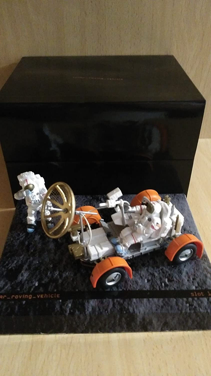 Scalextric power slot lunar roving vehicle