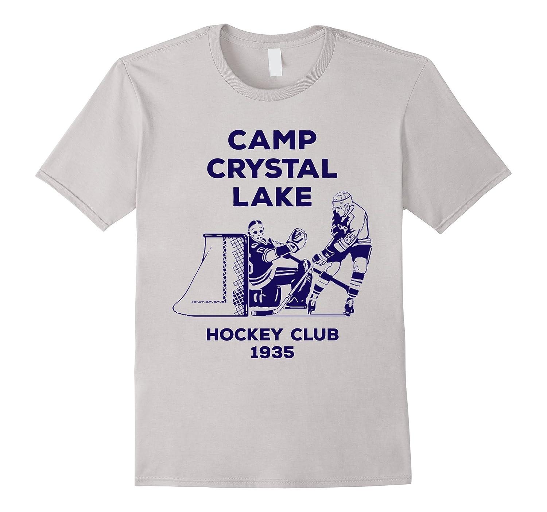 Crystal Lake Hockey Club Est 1935 T Shirt-T-Shirt