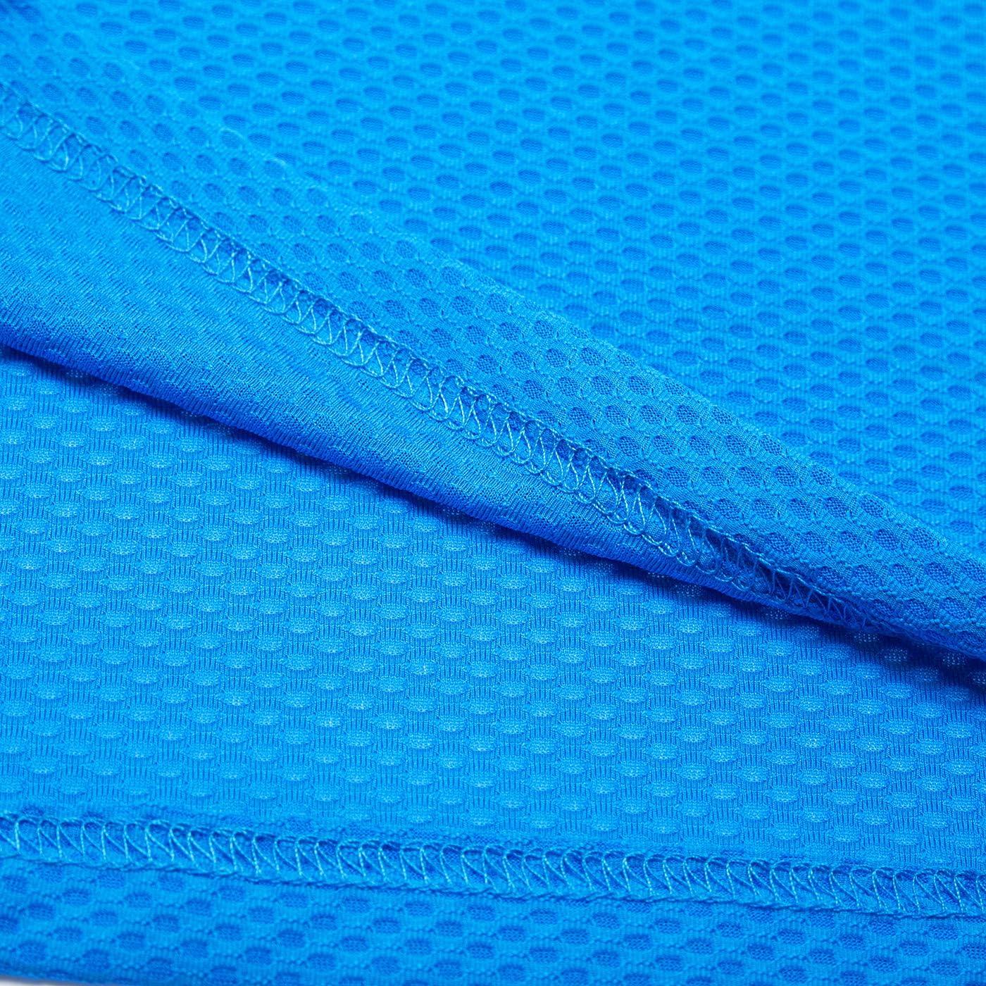 Gym Shirt Tank top for Men Athletic Sleeveless Shirt bpbtti Mens Sleeveless Cycling Baselayer Biking Undershirt