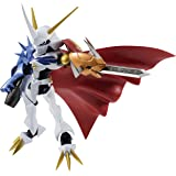 "Bandai Tamashii Nations NXEDGE Style Omegamon ""Digimon Adventure"" Action Figure"
