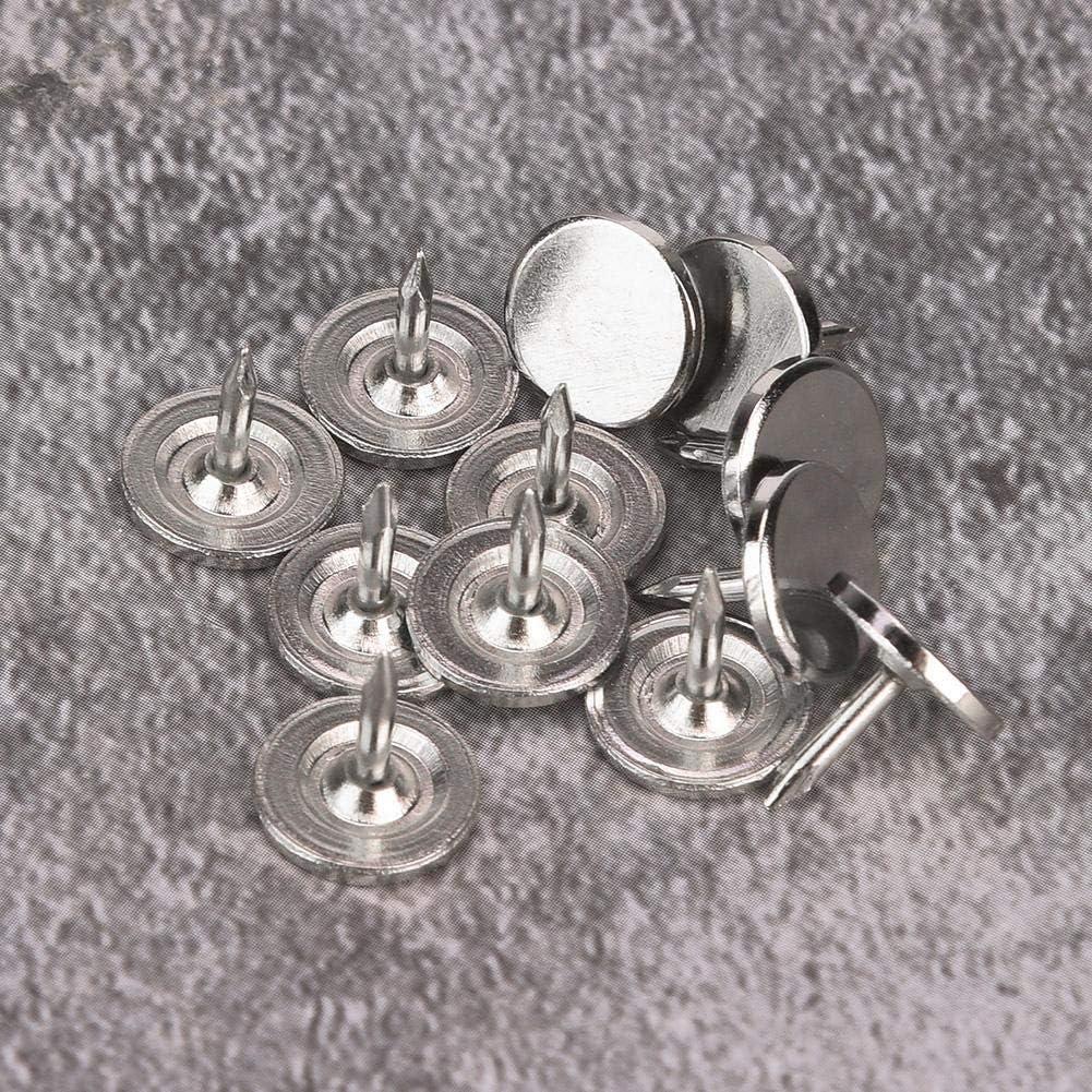 Antiguos Muebles HEEPDD Puertas para Muebles Juego de 100 Clavos para tapicer/ía Clavos para Decorar el sof/á tapicer/ía Antigua Zapatos Surtidos Muebles Redondos