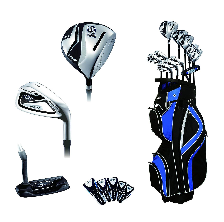 Amazon.com: Precise S7 - Juego completo de palos de golf de ...
