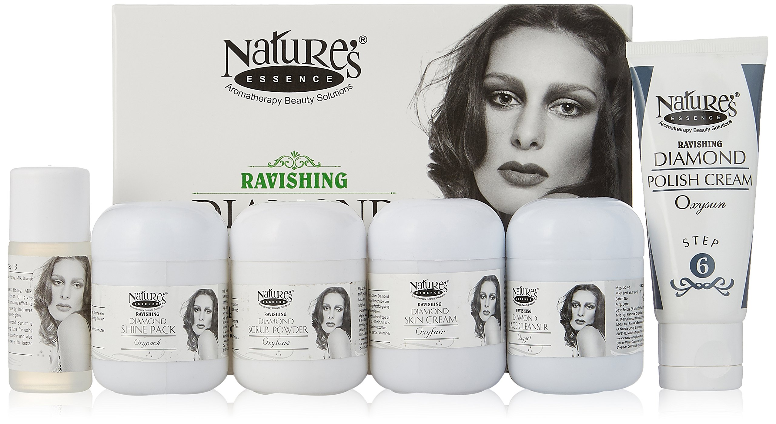 Nature's Essence Diamond Facial kit product image