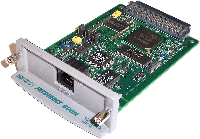 HP J3113A JetDirect 600n Print Server JetDirect Card
