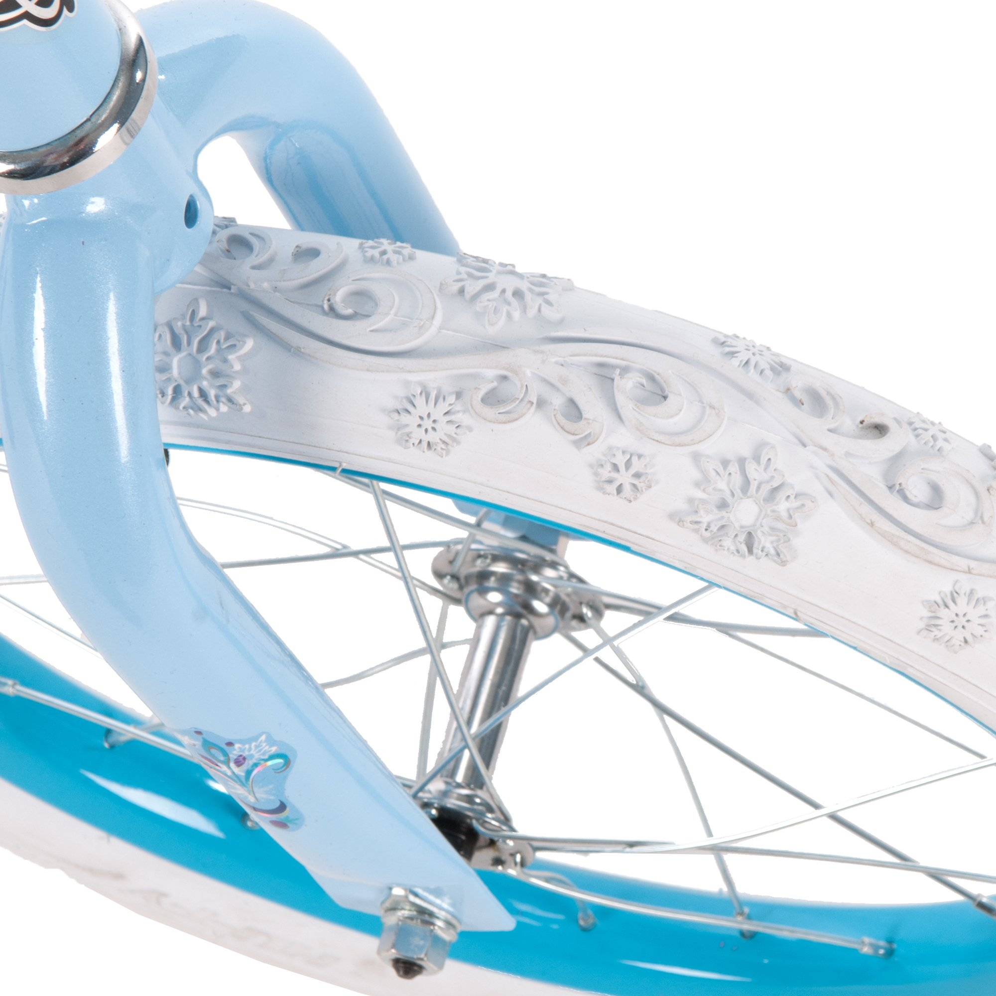 16'' Disney Frozen Bike by Huffy, Ages 4-6, Height 42-48'' by Huffy (Image #7)