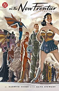 DC: The New Frontier Vol. 1