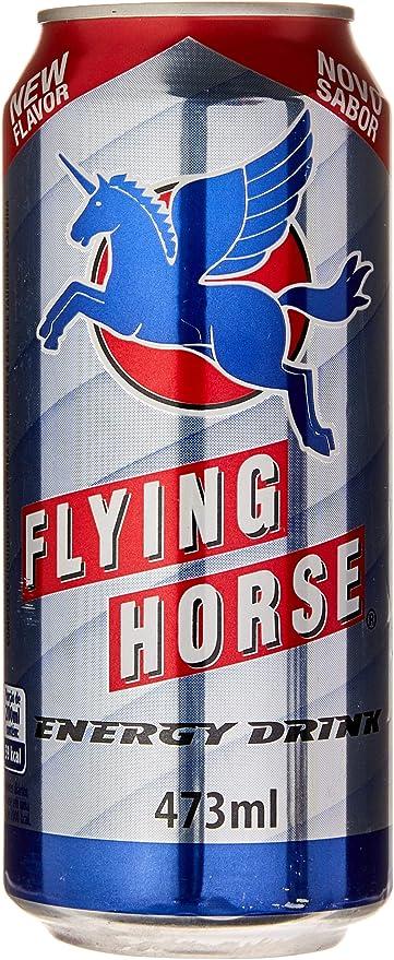 Globalbev Flying Horse Energético, 473ml por Flying Horse