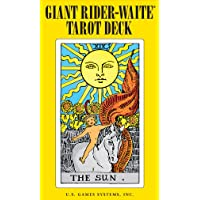 Giant Rider-Waite Tarot Deck: Complete 78-Card Deck