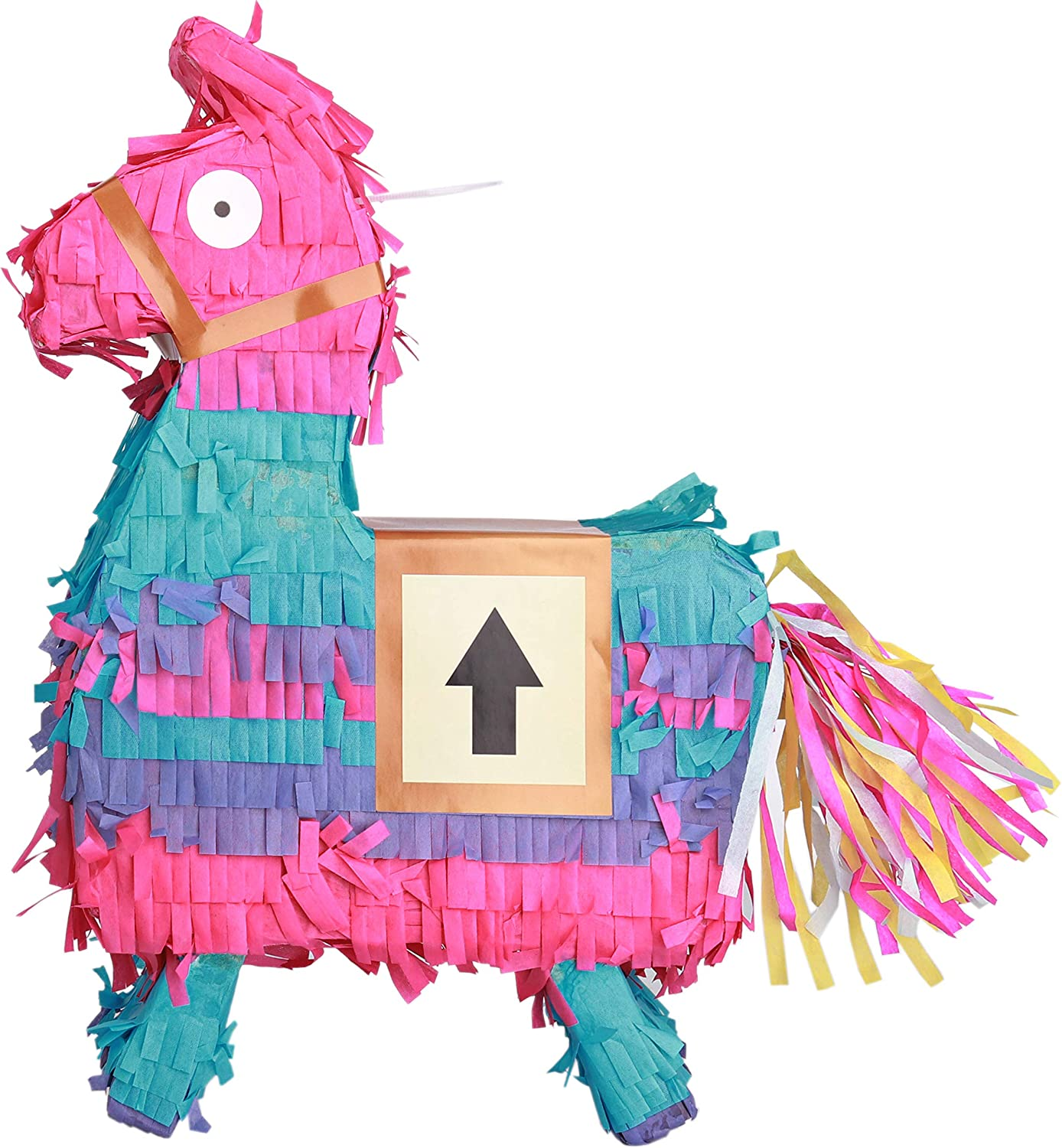 Amazon.com: Llama Loot Battle Royale Piñata Party Favors ...