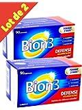 Bion 3 - Probiotiques - Vitamines - Minéraux Activateur de Santé - Adultes 2 x 90 Comprimés