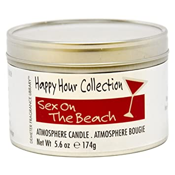 Aroma therapy candles for sex