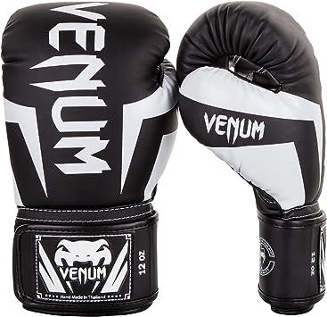 Oferta amazon: Venum Elite - Guantes de Boxeo Talla 10 oz