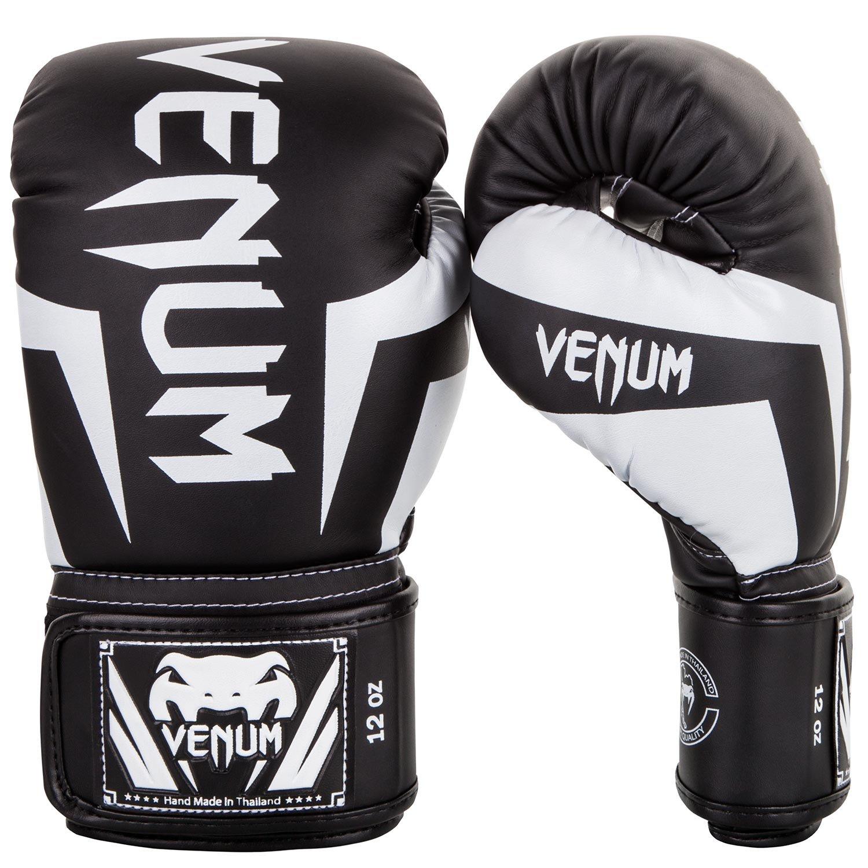 Venum unisex adult elite boxing gloves amazon co uk sports outdoors
