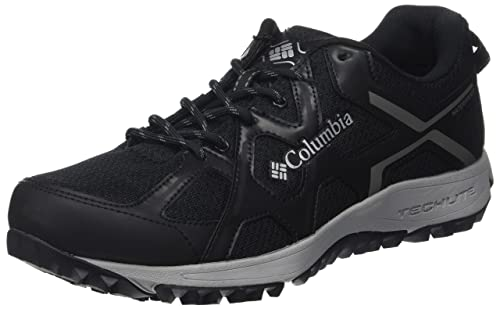 Columbia Conspiracy Switchback III Omni-Tech, Zapatillas de Senderismo para Hombre, Negro (Black/Lux 010), 42.5 EU amazon-shoes el-negro Zapatillas de senderismo