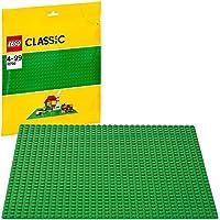 LEGO 10700 Classic Groene Bouwplaat Extra Groot 25,4 x 25,4 cm Basisplaat voor Kinderen