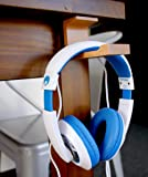 HEADPHONE HANGER Real Beechwood Headphone Stand